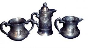 Hays/Forrest Tea Set